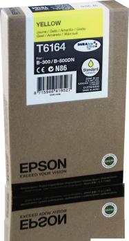 Original Epson Patrone T6164 B300 für STYLUS B 300 yellow