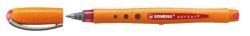 Stabilo® Tintenroller worker® fine, 0,5 mm, rot