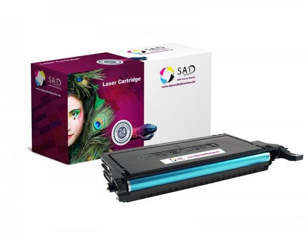 SAD Toner für Samsung CLT-K5082L CLP-620 / ND 670 / N / ND etc. black