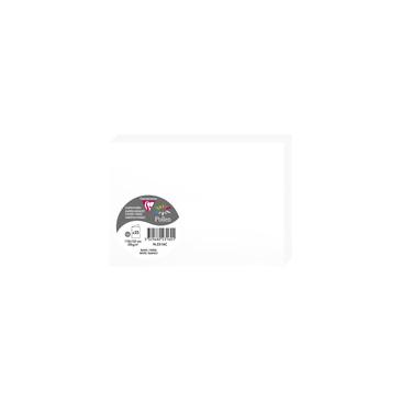 Doppelkarten C6 2316C Clairefontaine Rhodia 25 x 210g Weiß (110 x 155)