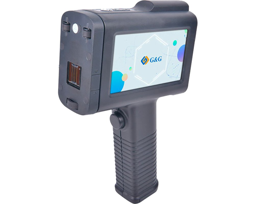 Vorschau: Handheld-Beschriftungsdrucker MP001-BPLUS