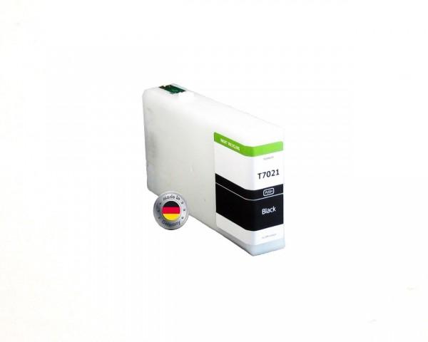 SAD Patrone für Epson T7021 C13T7021 Workforce Pro WP 4015 DN etc.