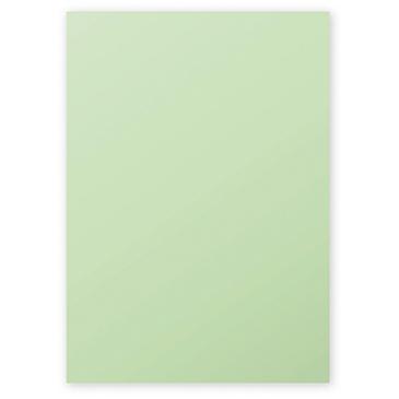 Clairefontaine Pollen Papier Grün 210g/m² DIN-A4 25 Blatt