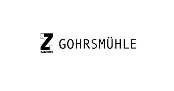 Zanders Gohrsmühle Geschäftspapier 80g/m² mit Waserzeichen 100 Blatt