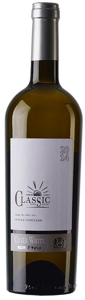 0,75L Classic Cuvée White Ezimit Grup WCO Mazedonien trocken 2014 - 12,5% - 7,99€/L