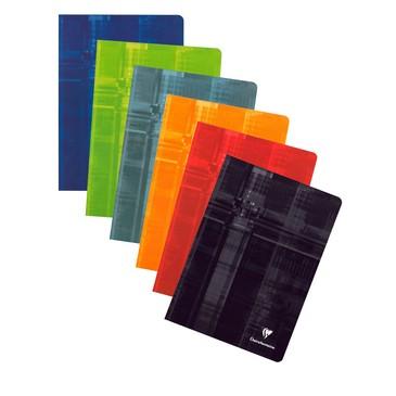 10 x Clairefontaine Hefte DIN-A4 80 Seiten 40 Blätter Kariert