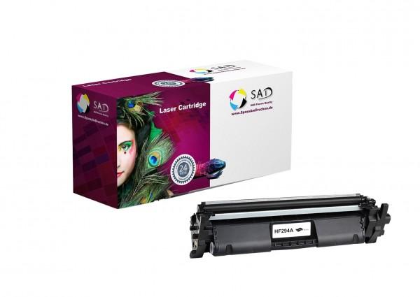 SAD Premium Toner komp. zu HP CF294A / 94A black / schwarz