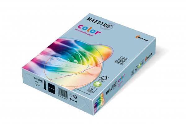 Mondi Maestro Color eisblau 80g/m² DIN-A4 - 500 Blatt OBL70