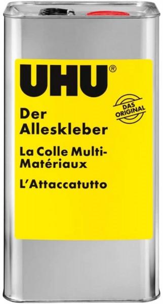 UHU Alleskleber Kanne, Der bewährte Universalkleber für Vielverwender, 5 kg