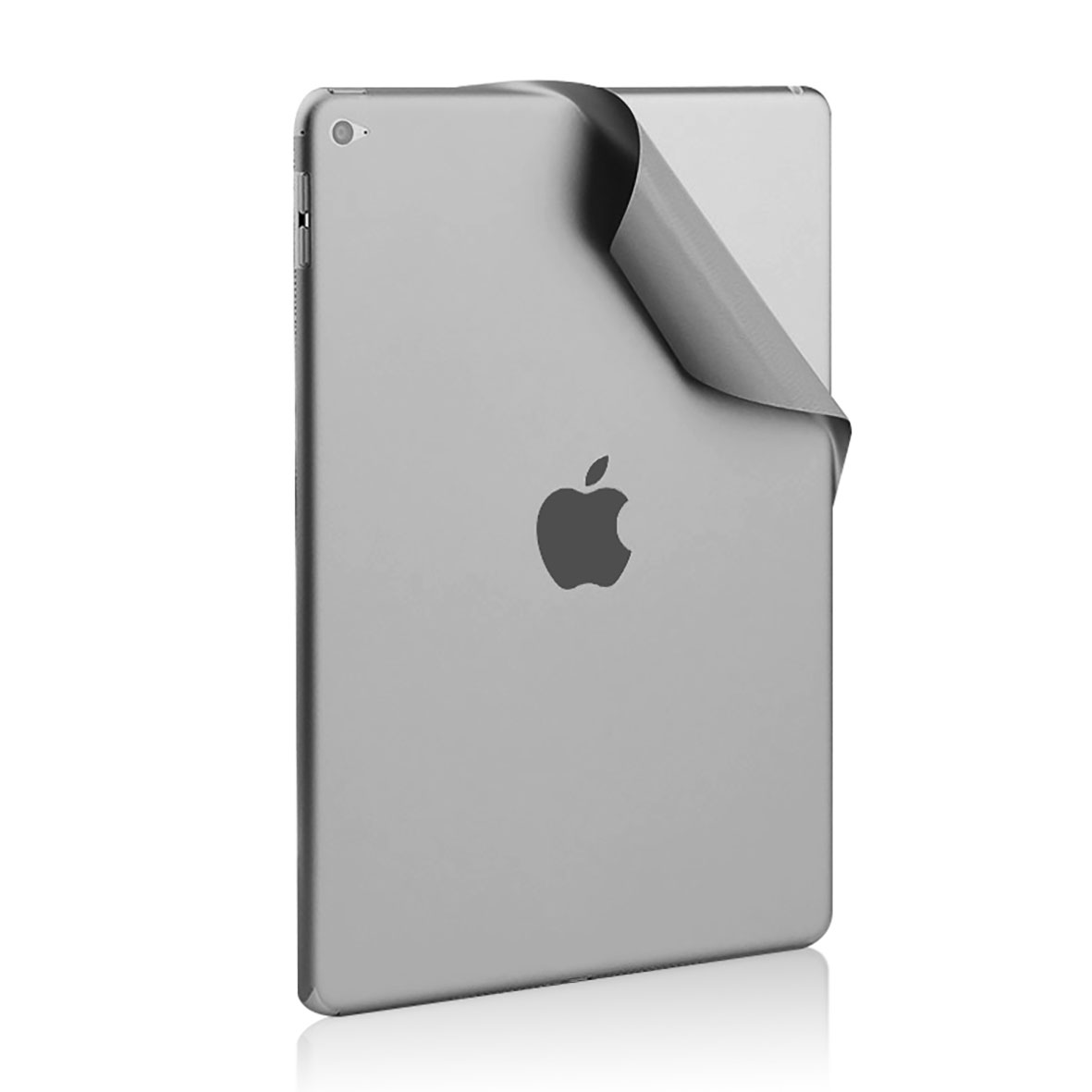 KMP Protective Skin Schutzfolie für iPad Mini 4, grau