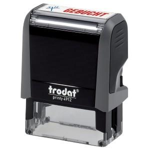 trodat® Office Printy 4912 - Text GEBUCHT