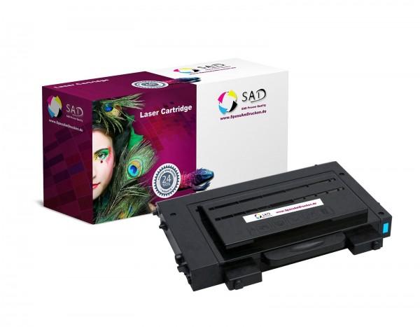 SAD Toner für Samsung CLP-510D5C CLP-510 cyan