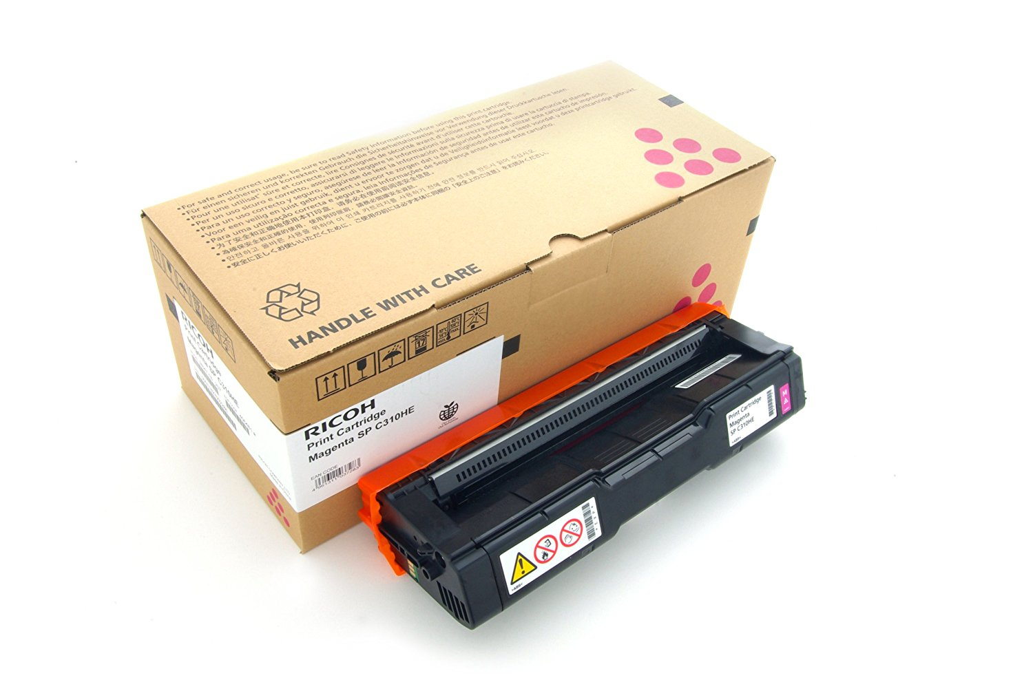 Original RICOH C242SF TONER MA6000pages magenta
