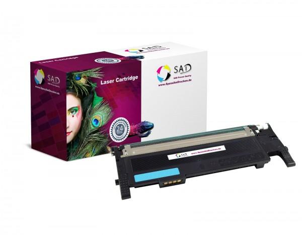SAD Toner für Samsung CLT-C4072S CLP 320 325 etc. cyan