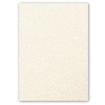 Clairefontaine Pollen Papier Perlmutt-Elfenbein 120g/m² DIN-A4 50 Blatt