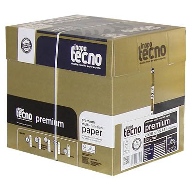 Inapa Tecno Premium 80g/m² DIN-A4 - 2500 Blatt