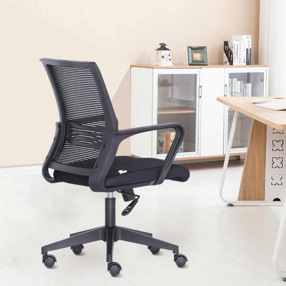 Peach PO201 Bürostuhl Office Chair schwarz