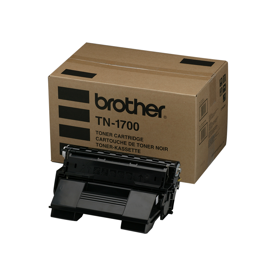 Original Brother Toner TN-1700BK für HL 8050N etc. black