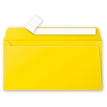 Clairefontaine Pollen Umschläge DIN-Lang Sonne 120g/m² 20 Stück