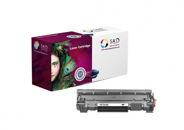 SAD Premium Toner komp. zu HP CF244A / 44A black / schwarz