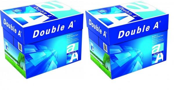 Double A Premium 5000 Blatt 80 g/m² DIN A4 Kopierpapier