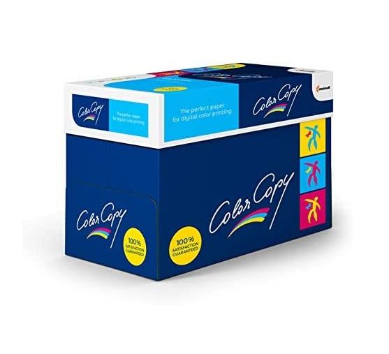 1250 Blatt Mondi Color Copy 160g/m², A4, Paket zu 250 Blatt, leicht satiniert, 5er pack (5 x 250 Bla