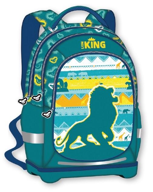 Schulrucksack von Lion King 42x34x20, 680g