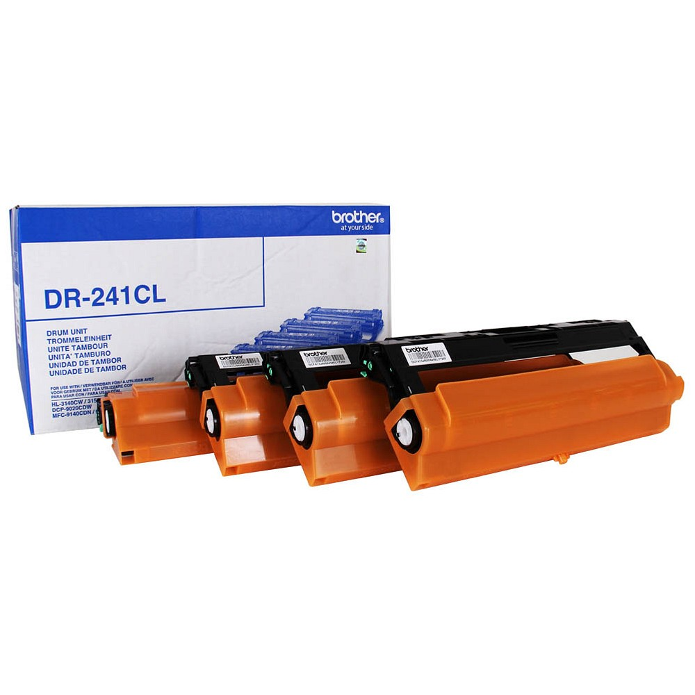 Original Brother DR-241CL Bildtrommel-Kit (ca. 15.000 Seiten) für DCP 9020, 9022; HL 3140, 3142, 315