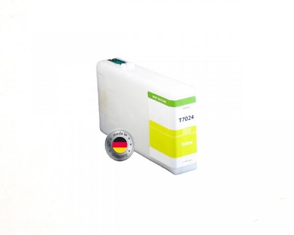 SAD Patrone für Epson T7024 C13T7024 Workforce Pro WP 4015 DN etc.