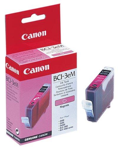 Vorschau: Original Canon BCI-3eM Patrone BJC 3000 6000 magenta