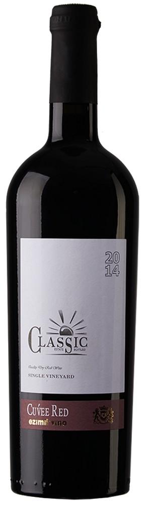 0,75L Classic Cuvée Rot Ezimit Grup WCO trocken Mazedonien 2014 - 13,0% - 7,99€/L