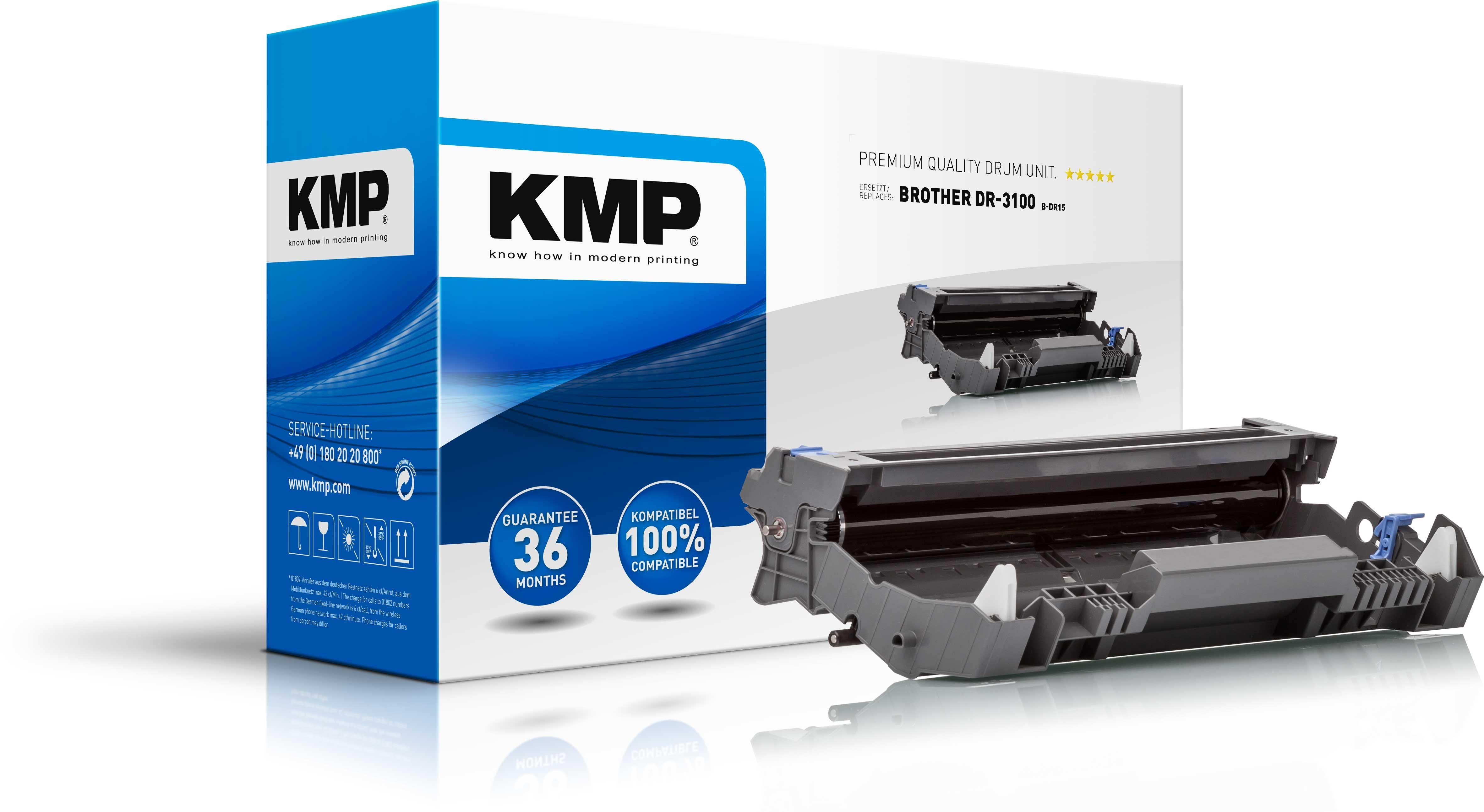 Vorschau: KMP Trommeleinheit für Brother DR-3100 HL 5240 5250DN 5270DN