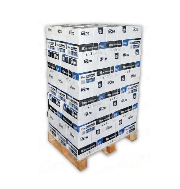 100.000 Blatt INAPA Tecno Multispeed 75-80g/m² weiß