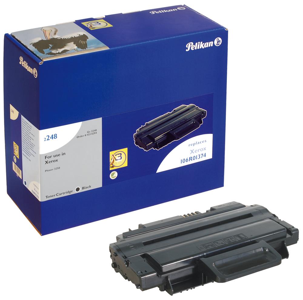 Pelikan Toner 2248 HC komp. zu 106R01374 Xerox Phaser 3250 black