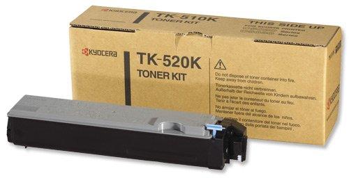 Vorschau: Original Kyocera Toner TK-520K für FS-C5015N schwarz