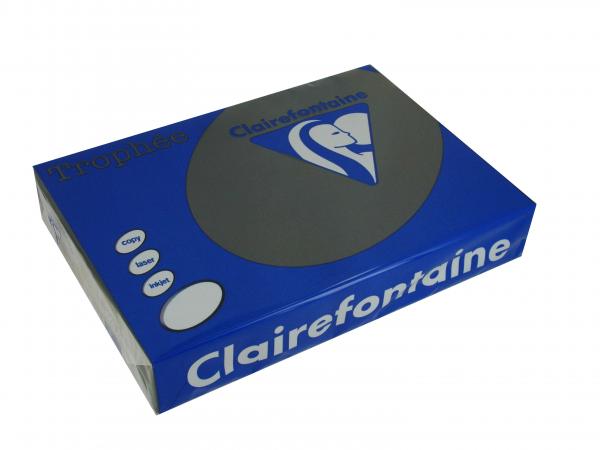 Clairefontaine Trophee Paper schwarz 210g/m² DIN-A4 - 250