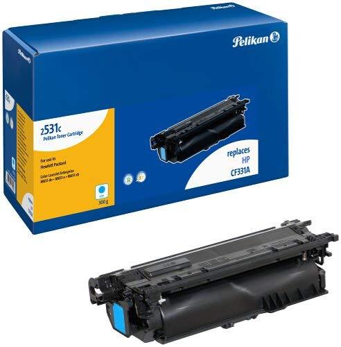 Pelikan Toner ersetzt HP CF331A, Cyan, 15000 Seiten