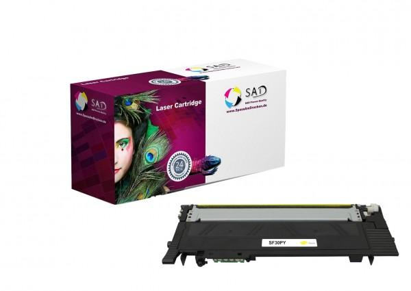 SAD Premium Toner komp. zu Samsung CLT-Y404S / SU444A / Y404S Yellow