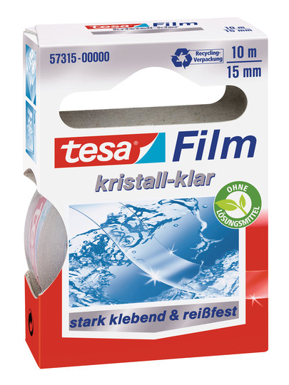 Vorschau: tesafilm kristall-klar 10m x 15mm