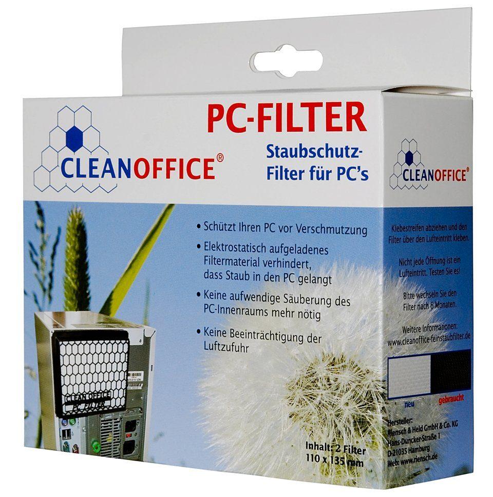 Clean Office Feinstaubfilter für Laserdrucker und Kopierer, 1 Stück