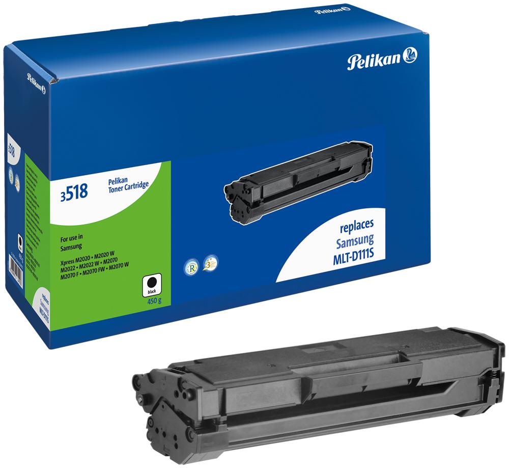 Pelikan Toner 3518 komp. zu MLT-D111S Samsung Xpress M2020 etc. black