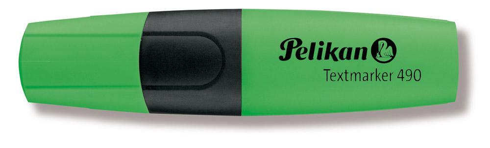Pelikan Textmarker 490 Leucht-Grün