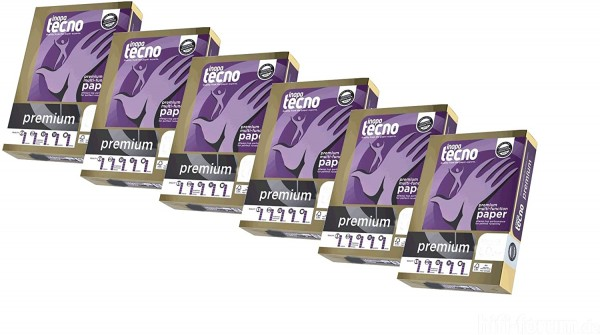 Inapa Tecno Premium FSC Kopierpapier 120g/m² DIN-A4 1500 Blatt