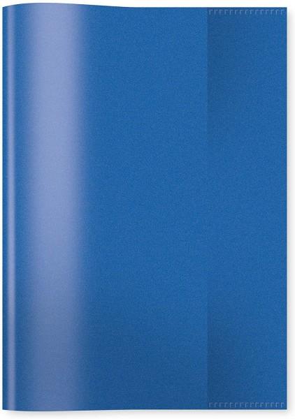 HERMA 7483 Heftumschlag DIN A5 transparent, durchsichtig, Hefthülle aus strapazierfähiger und abwisc
