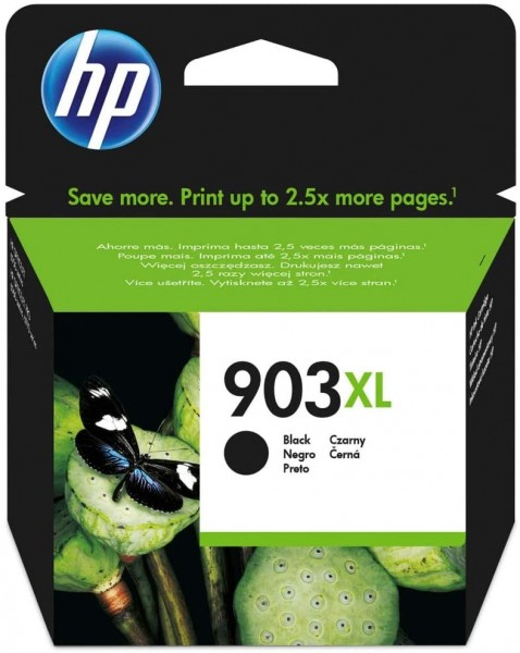 HP 903XL Schwarz Original Druckerpatrone mit hoher Reichweite für HP Officejet 6950; HP Officejet Pr