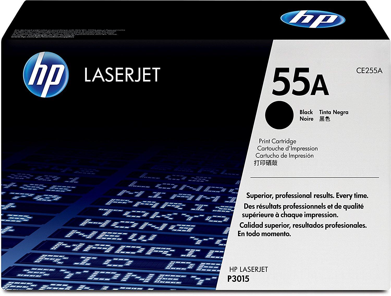 Original HP Toner CE255A  für Laserjet  P 3015 etc. black