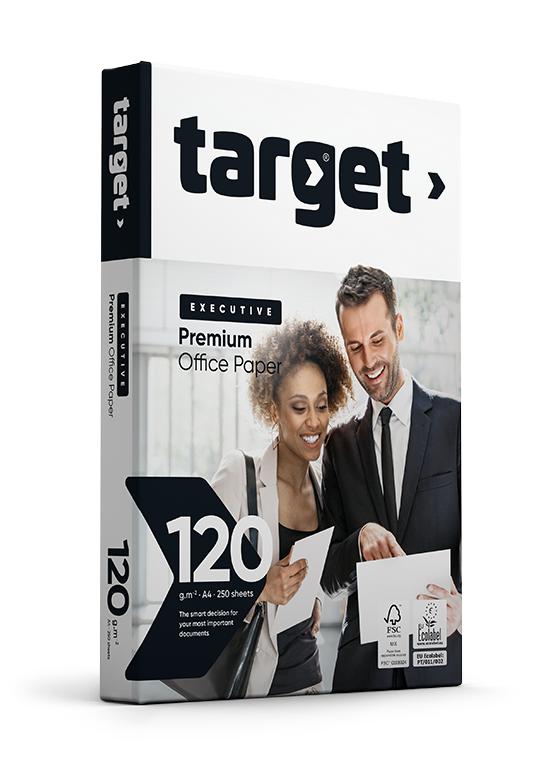 Target Executive Premium - 120g/m² - A4 - 2000 Blatt weiß