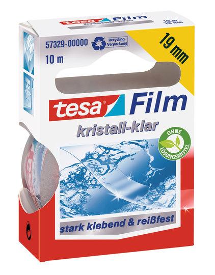 Vorschau: tesafilm kristall-klar 10m x 19mm