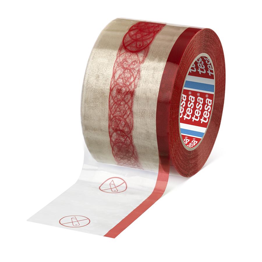 GP: 0,10 EUR/m tesapack Verpackungsklebeband 4190 Fingerlift, 75mm x 66m Fingerlift: Packband zum Öf