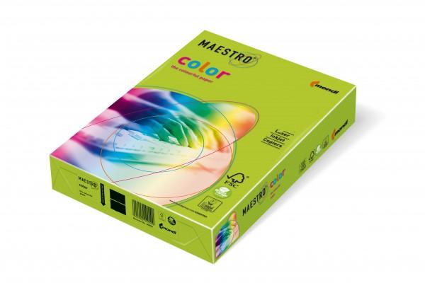 Mondi Maestro Color lindengrün 80g/m² DIN-A4 - 500 Blatt LG46